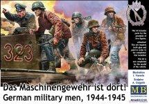 Master Box 35218 German Military Men, 1944-1945 1/35