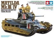 Tamiya 35300 Matilda Mk.III/IV (1:35)