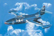 Hobby Boss 87249 F9F-2P Panther (1:72)