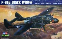 Hobby Boss 83209 P-61B Black Widow (1:32)