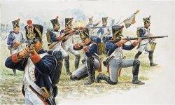 Italeri 6002 Line Infantry 1811 (1:72)