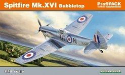 Eduard 8285 Spitfire Mk. XVI Bubbletop 1/48