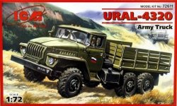 ICM 72611 Ural-4320 (1:72)