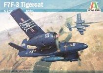 Italeri 2756 F7F-3 TIGERCAT (1:48)