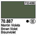 Vallejo 70887 Brown Violet (93)