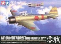 Tamiya 60317 Mitsubishi A6M2b ZERO Fighter (1:32)