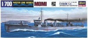 Hasegawa WL436 IJN Destroyer Momi (1:700)