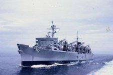 Trumpeter 05785 AOE Fast Combat Support Ship USS Sacramento (AOE-1) 1:700