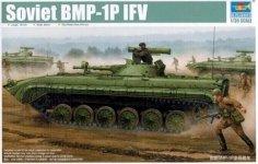 Trumpeter 05556 Soviet BMP-1P IFV (1:35)