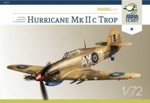 Arma Hobby 70037 Hurricane Mk IIc Trop Model Kit 1/72