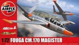 Airfix 03050 Fouga CM.170 Magister (1:72)