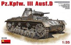 MiniArt 35169 Pz.Kpfw. III Ausf. D