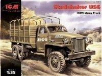ICM 35511 Studebaker US6 WWII Army Truck (1:35)