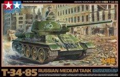 Tamiya 32599 T-34-85 1/48