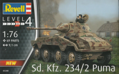 Revell 03288 Sd.Kfz. 234/2 Puma 1/76