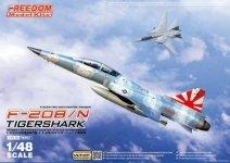 Freedom 18003 F-20B/N Tigershark 1/48