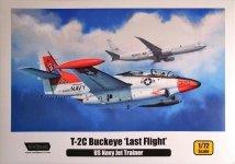 Wolfpack WP10011 T-2C Buckeye 'Last Flight' 1/72