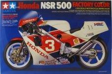 Tamiya 14099 Honda NSR 500 Factory Color 1:12