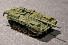 Trumpeter 07248 Swedish Strv 103B MBT (1:72)
