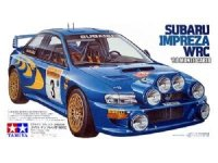 Tamiya 24199 Subaru Impreza WRC '98 Monte-Carlo (1:24)
