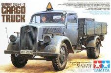 Tamiya 35291 German 3ton 4x2 Cargo Truck (1:35)
