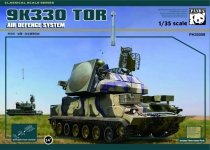 Panda Hobby 35008 Russian TOR-M1 Missile System 1/35