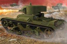 Hobby Boss 82498 Soviet OT-130 Flame Thrower Tank (1:35)
