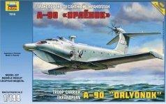 Zvezda 7016 Ekranoplan A-90