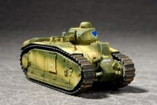 Trumpeter 07263 French Char B1bis (1:72)