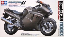 Tamiya 14070 Honda CBR1100XX Super Blackbird (1:12)