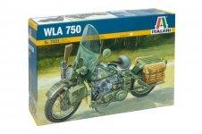 Italeri 7401 WLA 750