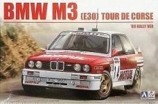 Beemax 24016 BMW M3 E30 Tour De Corse Rally Group (1:24)