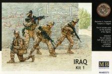 Master Box 3575 Iraq kit 1 (US Troops) (1:35)