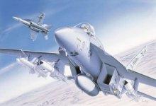 Italeri 0083 F/A-18 E Super Hornet (1:72)