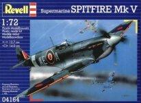 Revell 04164 Spitfire Mk V b (1:72)