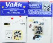 Yahu YML7205 PZL Łoś - Fly (1:72)