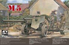 AFV Club 35181 105 mm Howitzer M5 Carriage M6 (1:35)