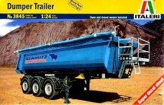 Italeri 3845 Dumper Trailer Schmitz Cargobull (1:24)