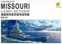 Very Fire VF350909 U.S. Navy Battleship BB-63 Missouri 1/350