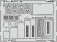 Eduard 491022 Si 204D 1/48 SPECIAL HOBBY