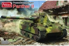 Amusing Hobby 35A018 Panther II 1/35