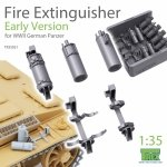 T-Rex Studio TR35021 Fire Extinguisher Early Version 1/35