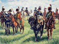 Italeri 6016 Napoleons General Staff (1:72)