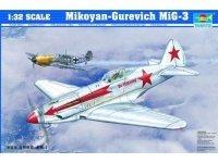 Trumpeter 02230 MiG-3 (1:32)