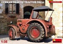 MiniArt 38041 German Traffic Tractor D8532 1/35