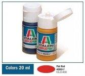 Italeri 4606 FLAT RED 20ml