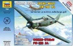 Zvezda 7304 Focke Wulf Fw 190A-4 (1:72)
