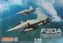 Freedom 18002 F-20A Tigershark 1/48