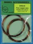 Eureka XXL EWS-05 Fine copper wires 0.45 mm / 0.50 mm