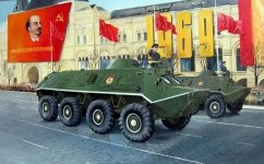 Trumpeter 01544 Russian BTR-60PB (1:35)
